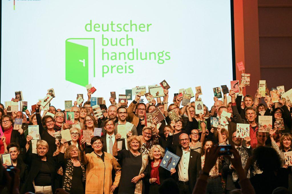 Deutscher Buchhandlunspreis 2018